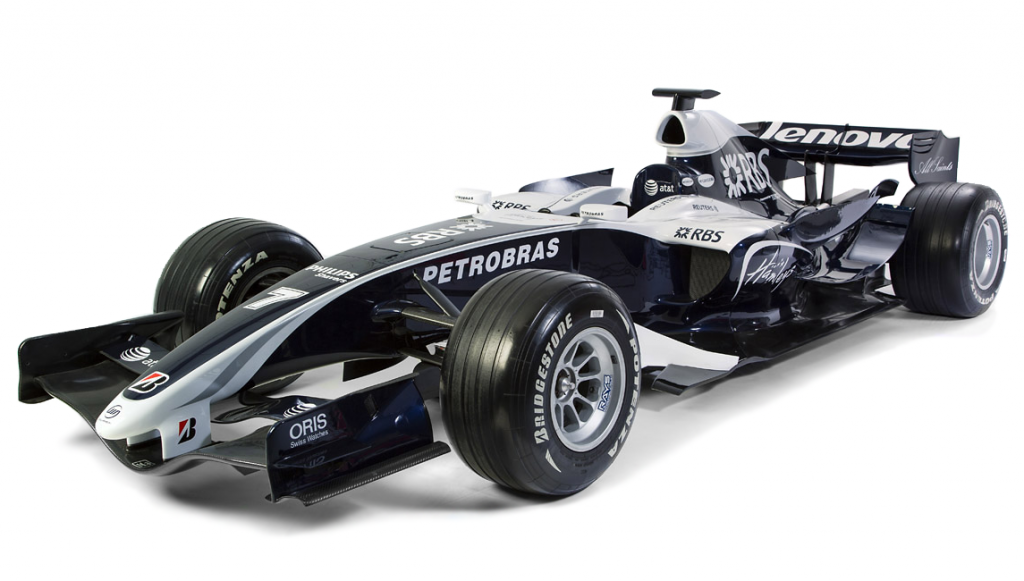 formule-1-showcar-williams