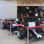 Williams F1 Car - event