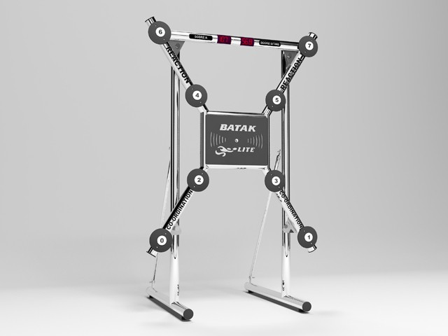 Rent a Batak Reaction trainer