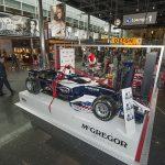 Rent a F1 Showcar